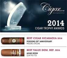 Cigar Trophy Awards 2014